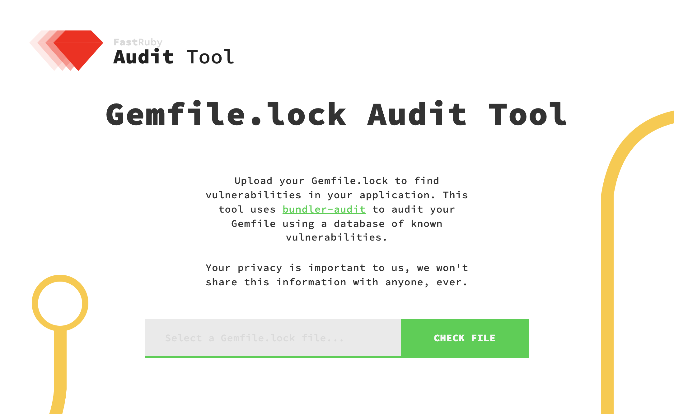 Audit Tool OmbuLabs