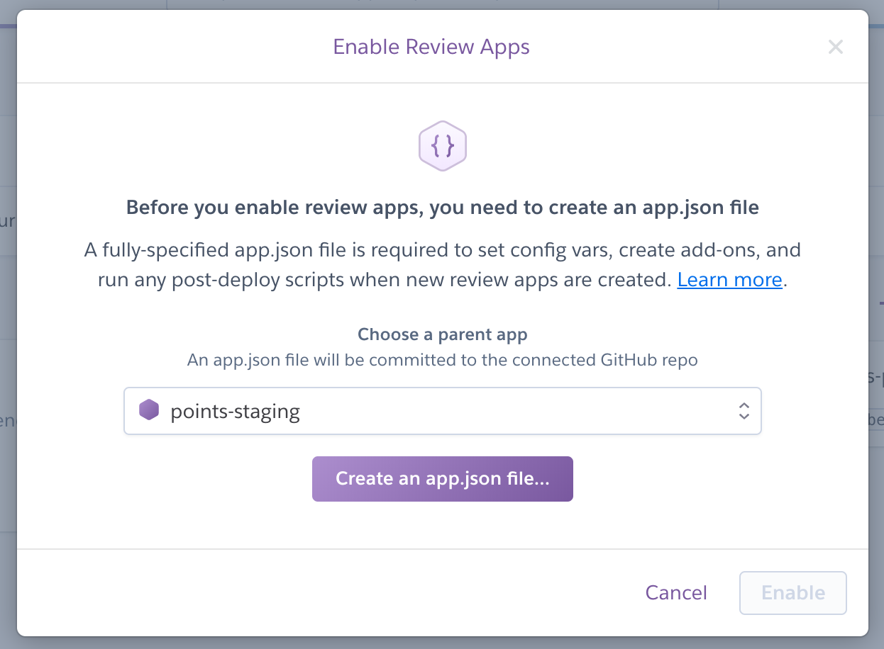 Setup Heroku Review Apps in a Multi-Tenant Application - The